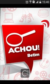Achou Betim MG apk screenshot