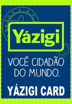 Yázigi Card poster