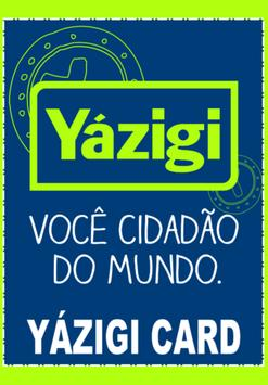 Yázigi Card apk screenshot