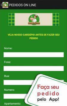 Casa da Pizza Samonte apk screenshot