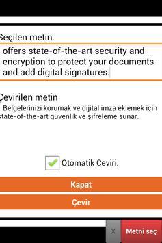Pdf Translator apk screenshot