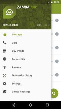 Zamba Talk apk screenshot
