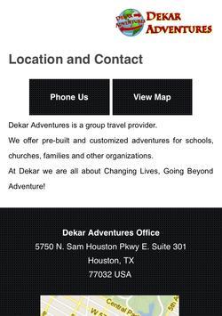 Dekar Adventures apk screenshot
