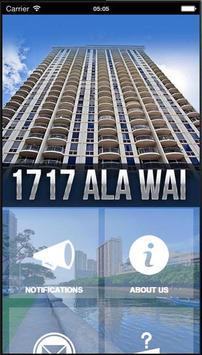 1717 Ala Wai poster