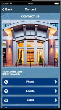 Condo App poster