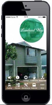 Lombard Way poster