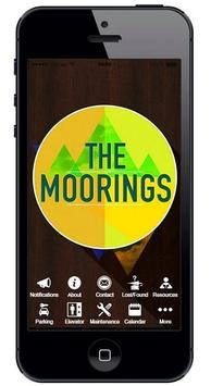 The Moorings poster