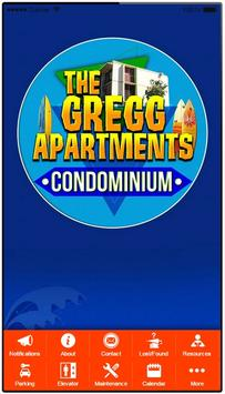 The Gregg Apartments poster