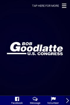 Bob Goodlatte for Congress apk screenshot