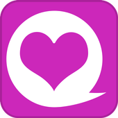 Flirt Chat JAUMO Pink Tip icon