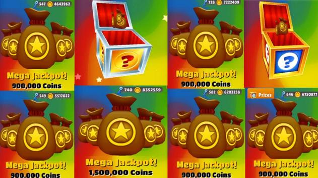 Unlimited Subway Coins Prank poster