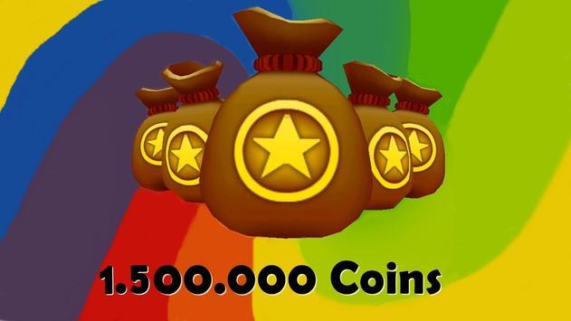 Unlimited Subway Coins Prank apk screenshot