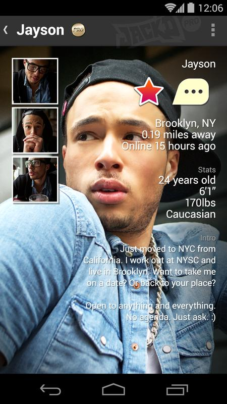 Gay Chat & Hookup - Jackd Apk