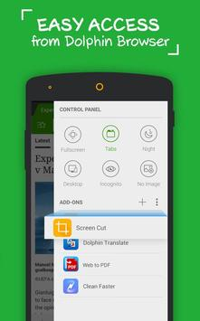 Screen Cut – Screenshot app apk screenshot