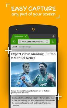 Screen Cut – Screenshot app poster
