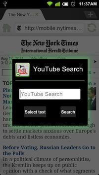 Dolphin Youtube Search apk screenshot