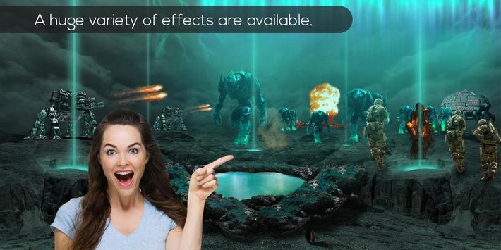 Movie Special Effect Editor apk screenshot