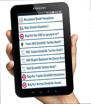 SSK Sorgulama Servisi apk screenshot