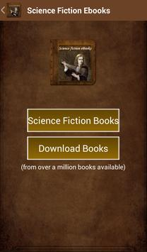 Science Fiction Ebooks poster