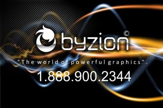 BYZION poster