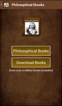 Philosophical Ebooks poster