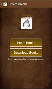 Poem Ebooks poster