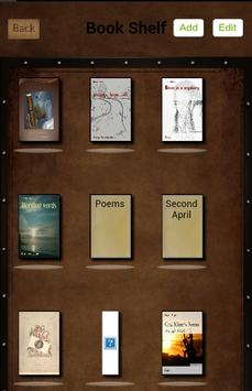 Poem Ebooks apk screenshot