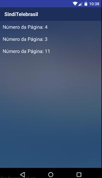 SindiTelebrasil apk screenshot