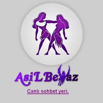 Asil Beyaz For Mobile  Chat poster