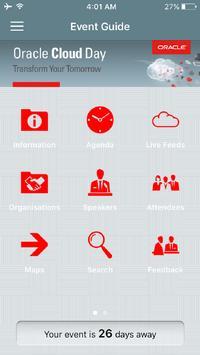 Oracle Cloud Day ZA apk screenshot