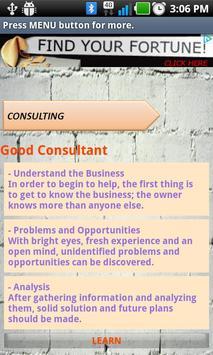 Business INFO apk screenshot