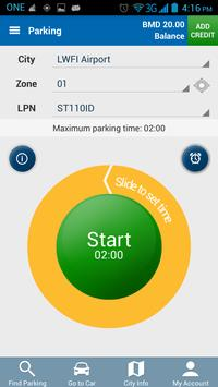 EasyPark Mobile Bermuda apk screenshot