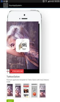 Mobile App Builder apk screenshot