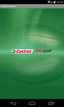 Castrol Filozof poster