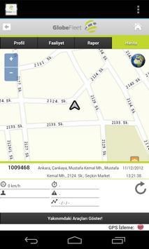 GlobeFleet GPS apk screenshot