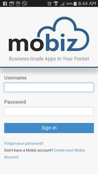 Mobiz Complete Retail poster