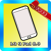 G Pad 8.0 Review icon
