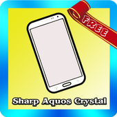Aquos Crystal Review icon
