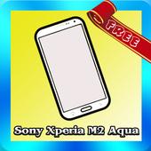 Xperia M2 Aqua Review icon