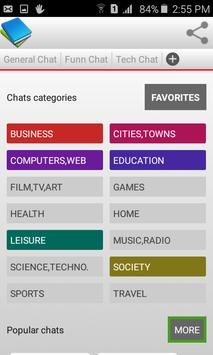 Mobo Chat Live apk screenshot