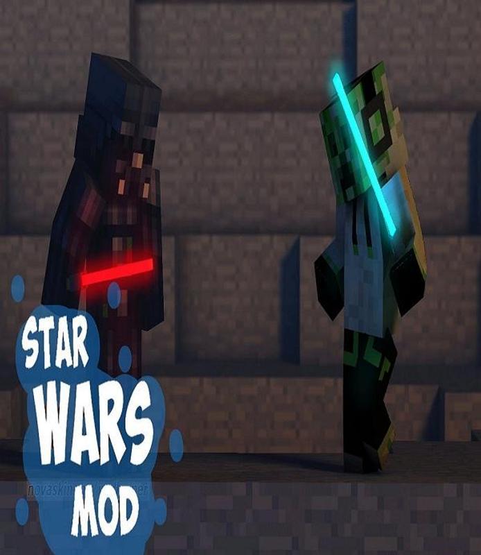 Mod Star Wars For Minecraft PE APK Download