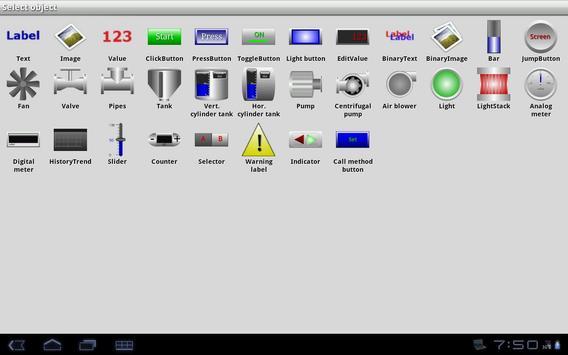 TeslaModbusSCADA apk screenshot
