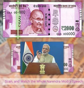 Modi Keynote frames poster