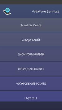 Mobile Services apk screenshot