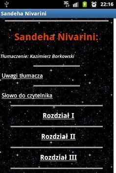 Sandeha Nivarini - Sai Baba apk screenshot