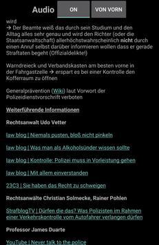 Polizei Abwehr apk screenshot