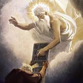 Ten Commandments icon