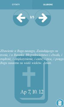 Cytaty z Biblii apk screenshot