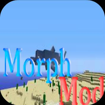 Morph Mod for Minecraft PE poster
