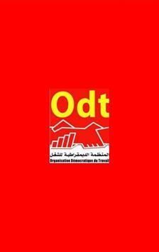 ODT Maroc poster
